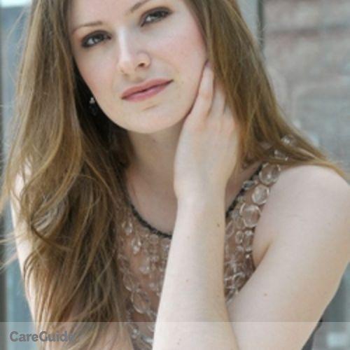 Canadian Nanny Provider Danielle MacMillan's Profile Picture