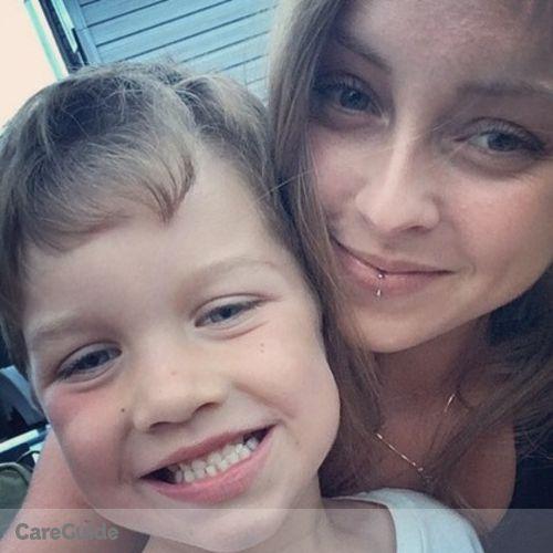 Canadian Nanny Provider Camille Bernard's Profile Picture