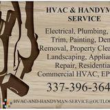 Handyman in Deridder
