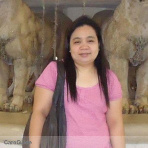 Canadian Nanny Provider Noemi R's Profile Picture