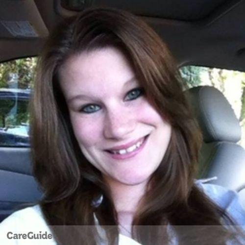 Canadian Nanny Provider Jessica Vanassche's Profile Picture