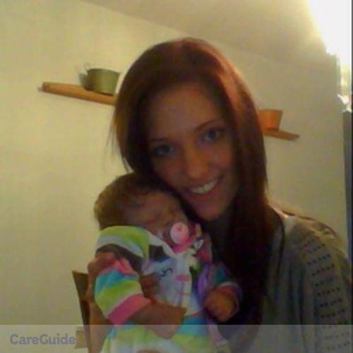 Canadian Nanny Provider Raquel Thiessen's Profile Picture