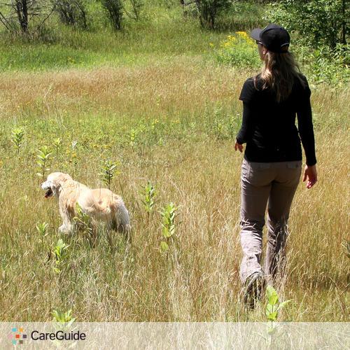 Pet Care Provider Delphine J's Profile Picture