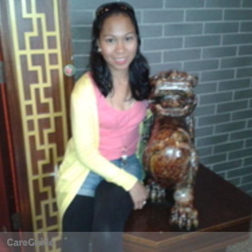 Canadian Nanny Provider Noime Bonilla's Profile Picture