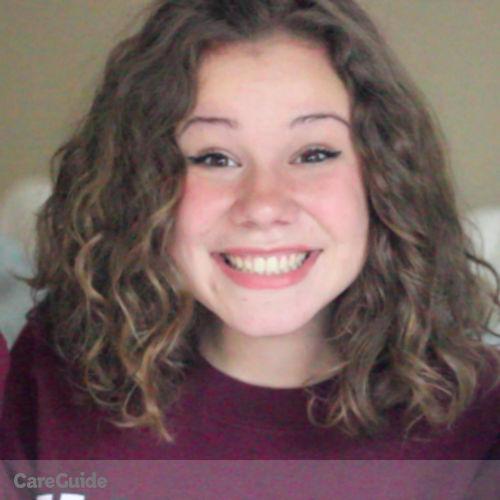 Canadian Nanny Provider Tessa Barclay's Profile Picture