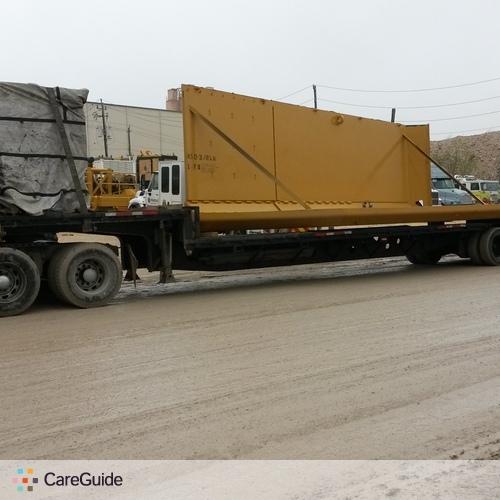 Truck Driver Job Cedric S's Profile Picture