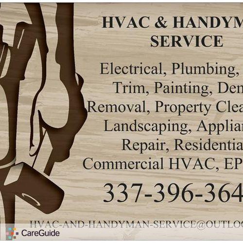Handyman Provider James Cole's Profile Picture