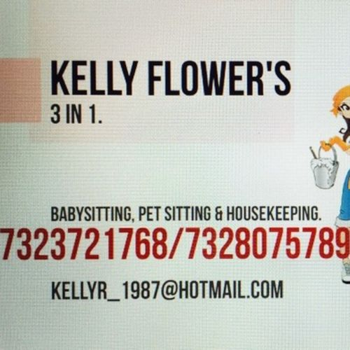 Child Care Provider Kelly Flower's Profile Picture
