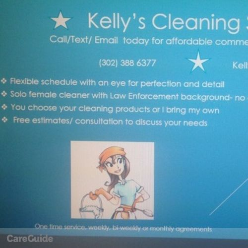 Housekeeper Provider Kelly Bowen's Profile Picture