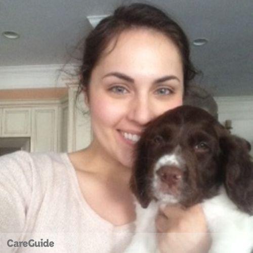 Pet Care Provider Caroline B.'s Profile Picture