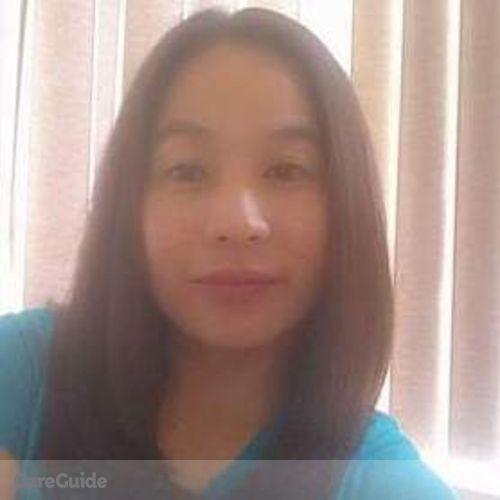 Canadian Nanny Provider Maritess Cortez's Profile Picture
