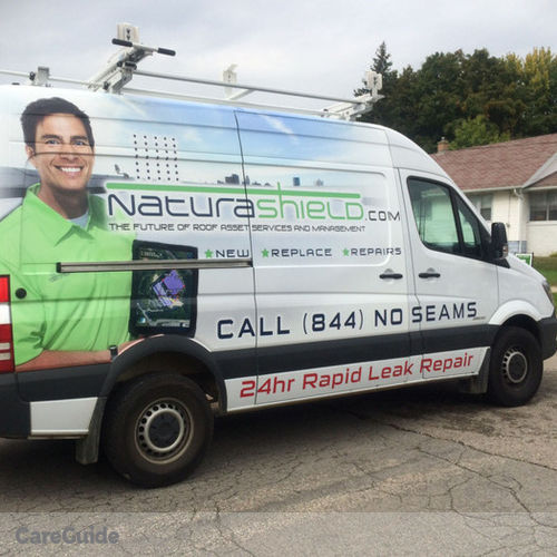 Roofer Job NaturaShield Taskey's Profile Picture