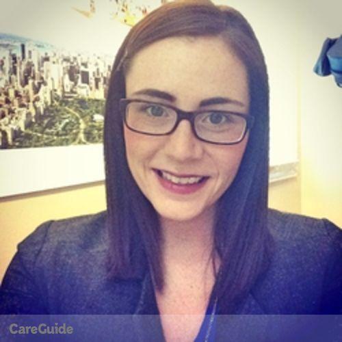 Canadian Nanny Provider Alison Sutherland's Profile Picture