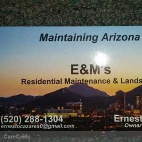 Handyman Provider Ernest Cazares's Profile Picture