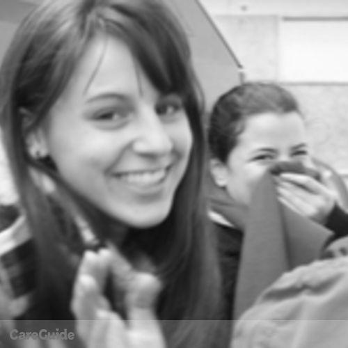 Canadian Nanny Provider Joana Vasconcelos's Profile Picture