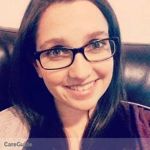 Canadian Nanny Provider Amanda Howlett's Profile Picture