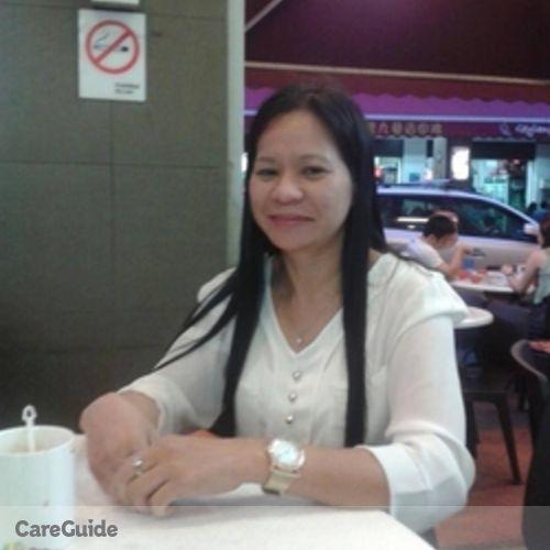 Canadian Nanny Provider Sonia Z's Profile Picture