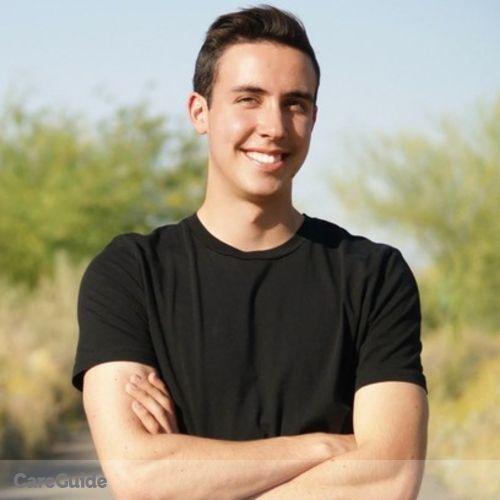 House Sitter Provider Joseph Pettit's Profile Picture