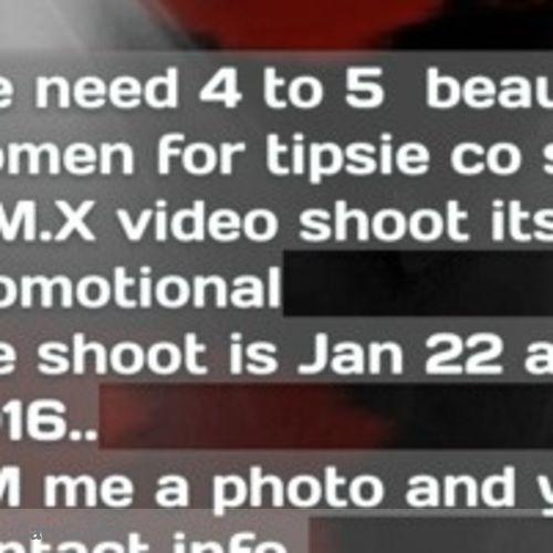 Videographer Provider Tipsie C's Profile Picture