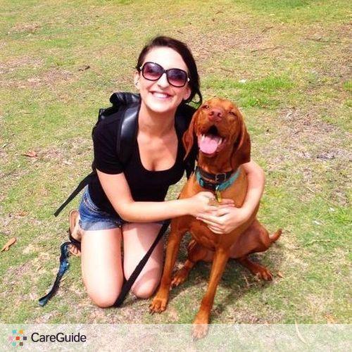 Pet Care Provider Katie Clogston's Profile Picture