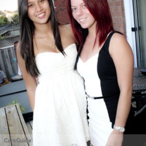 Canadian Nanny Provider Victoria Delfin's Profile Picture