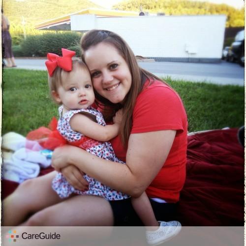 Child Care Job Melanie R's Profile Picture
