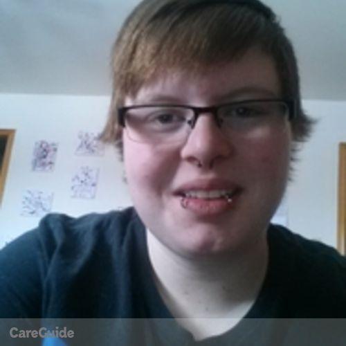 Canadian Nanny Provider Alicia Jackson's Profile Picture