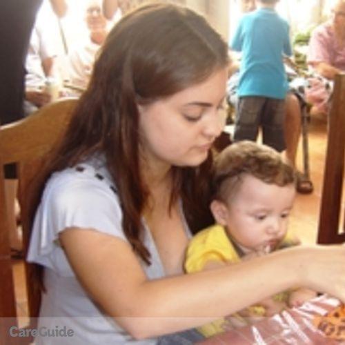 Canadian Nanny Provider Linda Vieira de Souza Panfiet's Profile Picture