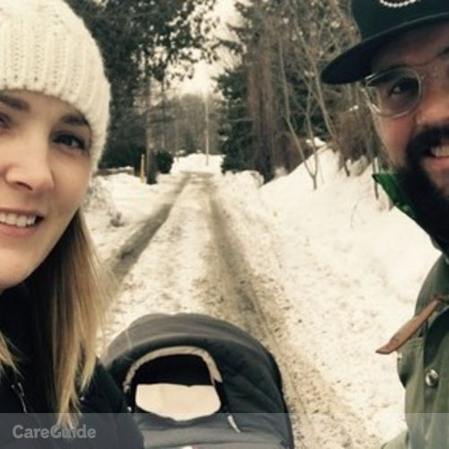 Canadian Nanny Job Alain and Meghan Lajeunesse's Profile Picture