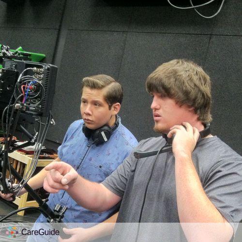 Videographer Provider Zach Meeks's Profile Picture