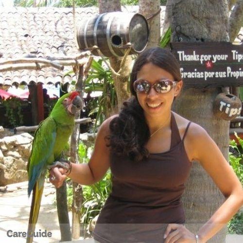 Pet Care Provider Syreeta Navarro's Profile Picture