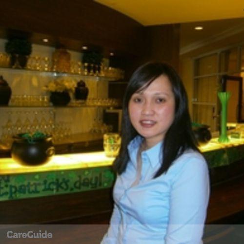 Canadian Nanny Provider Raquel Ponciano's Profile Picture