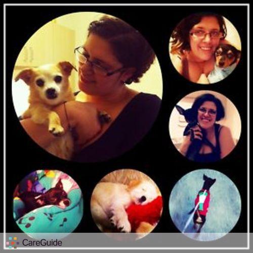 Pet Care Provider Kamilla R's Profile Picture