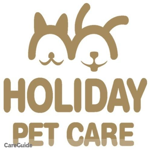 Pet Care Provider Holiday Pet Care's Profile Picture