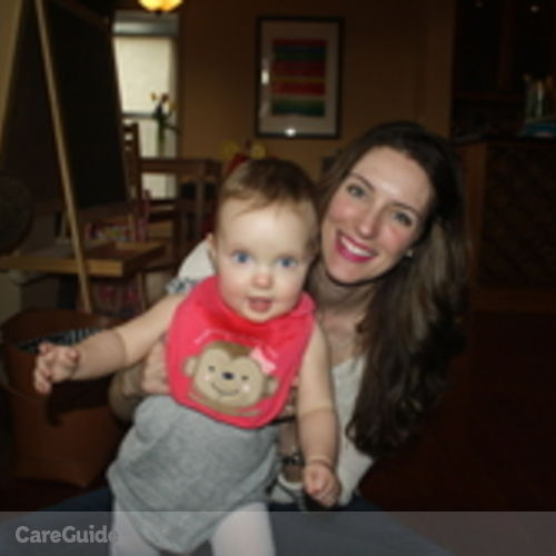Canadian Nanny Provider Amber C's Profile Picture
