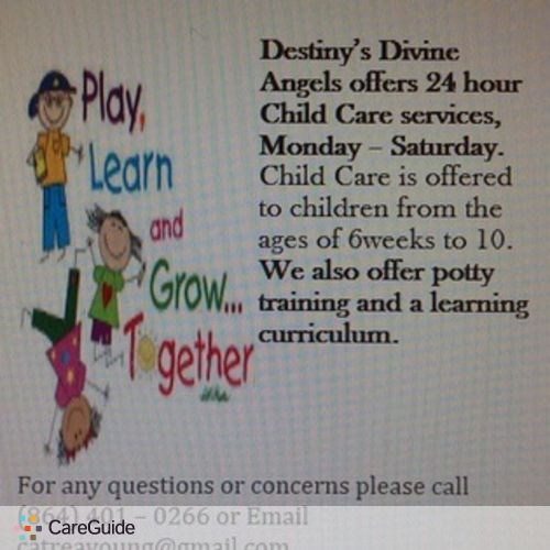 Child Care Provider Catrea Young's Profile Picture