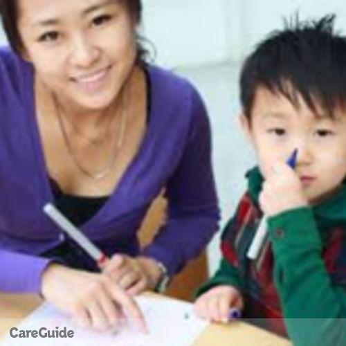 Canadian Nanny Provider Amy L's Profile Picture
