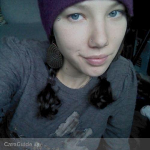 Canadian Nanny Provider Kyla Smutny's Profile Picture