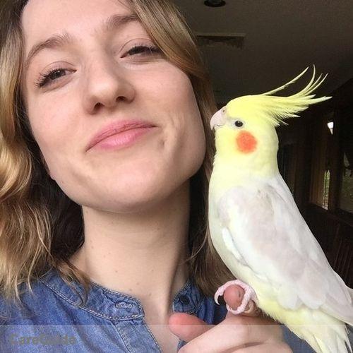 House Sitter Provider Emilie Bennett's Profile Picture