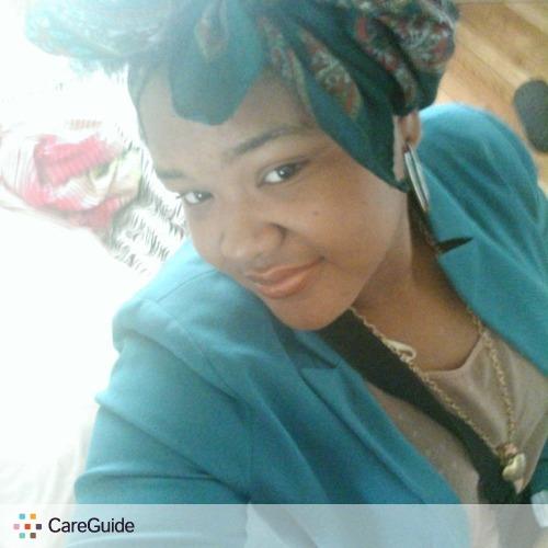 Child Care Provider nadia jones's Profile Picture