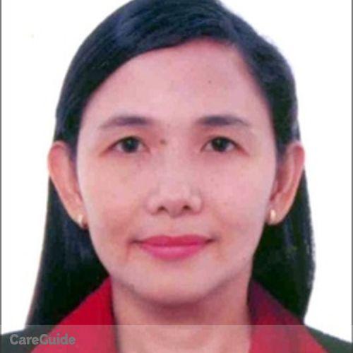 Canadian Nanny Provider Lea Guevara's Profile Picture