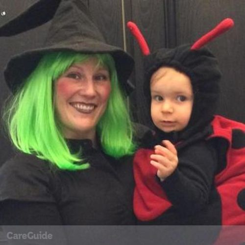 Canadian Nanny Provider Brenda Lefaivre's Profile Picture