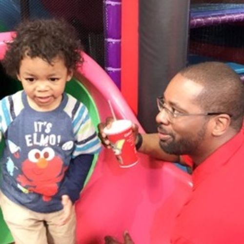 Child Care Job Freddie B's Profile Picture