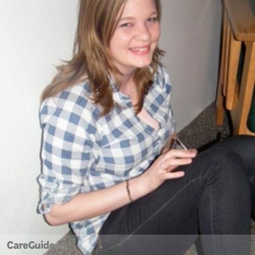Canadian Nanny Provider Tori Carmichael's Profile Picture
