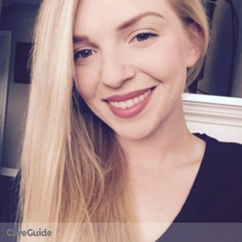 Canadian Nanny Provider Laura Winter's Profile Picture