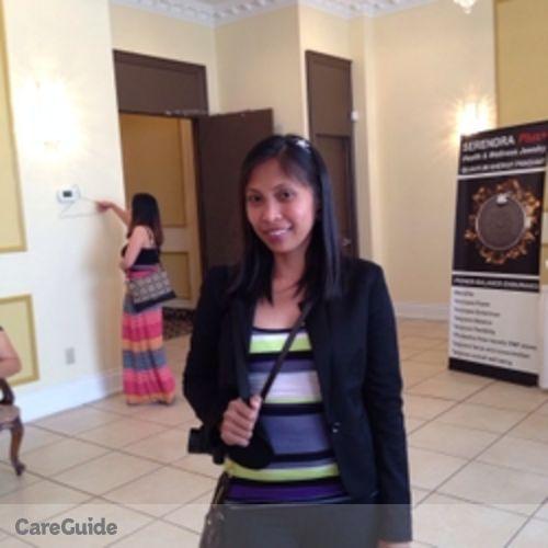 Canadian Nanny Provider Felomina Aboso's Profile Picture