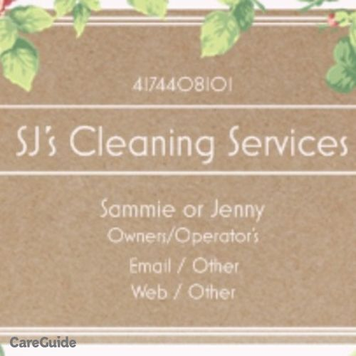 Housekeeper Provider Sammie L's Profile Picture