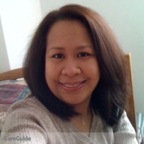 Canadian Nanny Provider Ruby Jane Ocasiones's Profile Picture