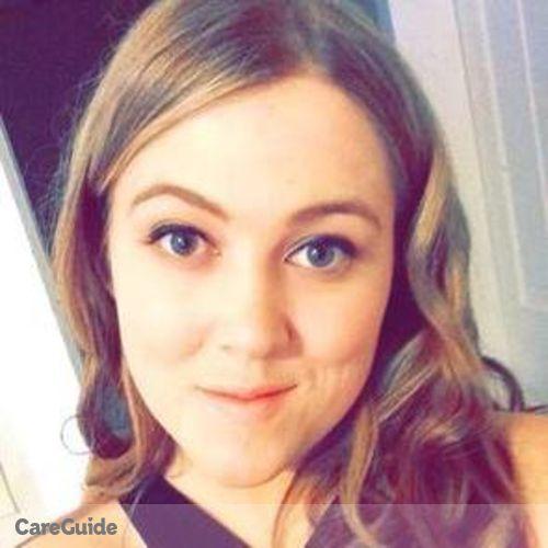 Canadian Nanny Provider Victoria Davidson's Profile Picture
