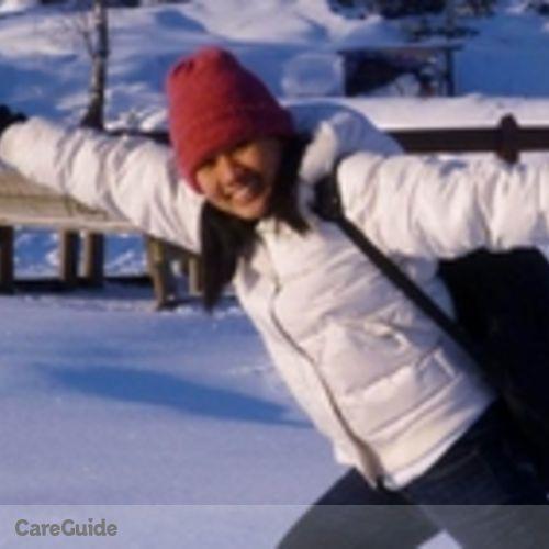 Canadian Nanny Provider Anilyn Reginaldo's Profile Picture